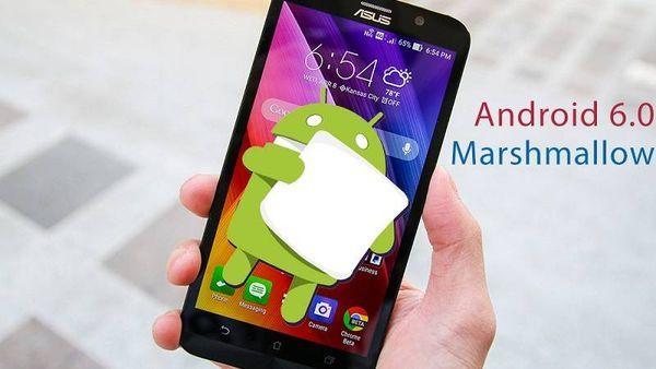 ASUS Zenfone 2 ZE550ML E ZE551ML Ricevono Android 601
