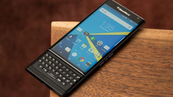 Blackberry Priv, attuale top gamma dell'azienda canadese