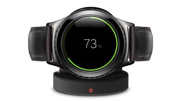 Gear S2, attuale smartwatch di punta del segmento wearable di Samsung