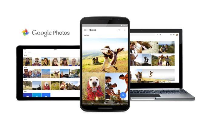 Google Foto Geotag