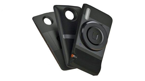 Moto Mod Camera, modulo fotografico per la nuova gamma Moto Z