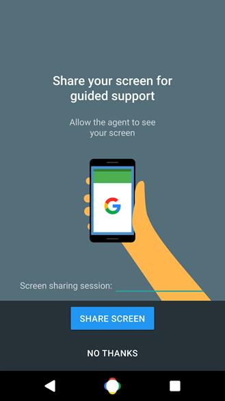 google supporto