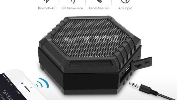 recensione VTIN Altoparlante Portatile Bluetooth (2)