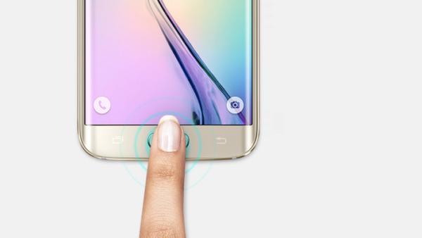 L'attuale sensore di impronte digitali integrato negli smartphone Samsung