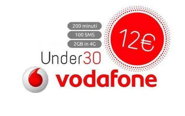 Vodafone Under 30