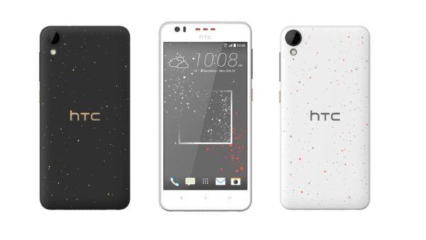 HTC Desire 825, attuale rappresentate della famiglia Desire