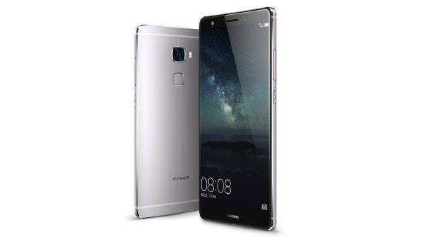 Huawei Mate S nella colorazione Silver