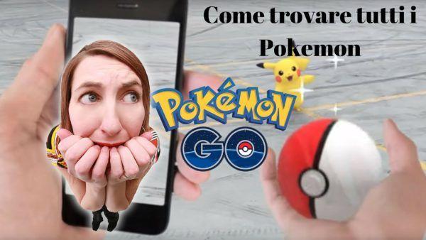 Come trovare tutti i Pokemon anche i più rari con PokéVision