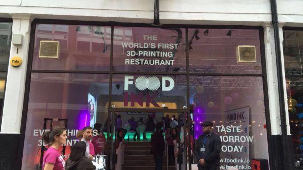 ristorante 3D