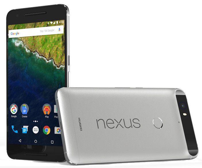 Google rilascia le factory image di Android Nougat per Nexus 6P