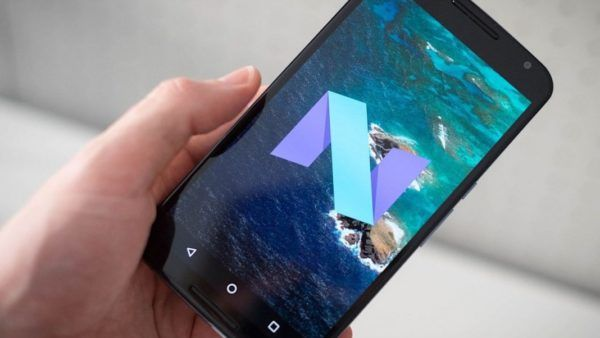 Android Nougat Developer Preview 5