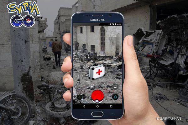 Syria Go