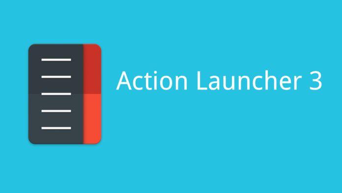 Action Launcher 3 Google Now