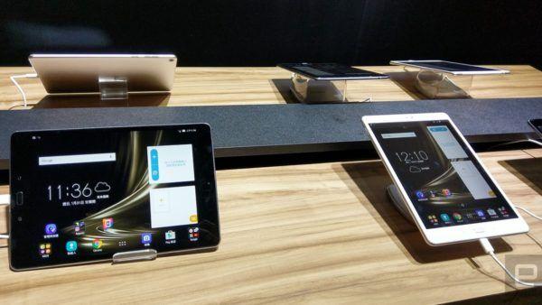 Asus ZenPad 3S nelle colorazioni Black e White
