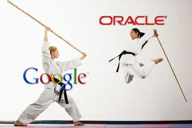 google contro oracle