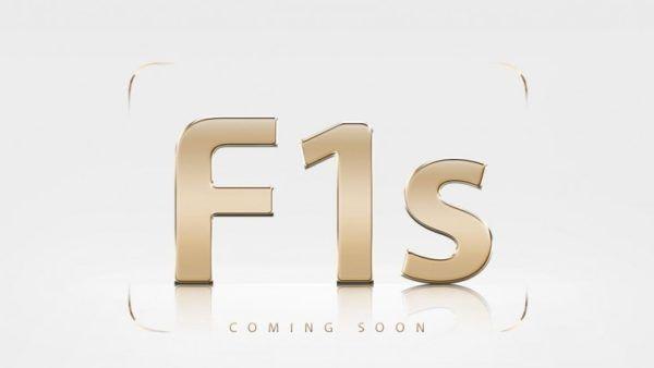 Il primo teaser di Oppo F1s