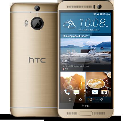 HTC aggiorna ad Android Marshmallow 6.0.1 anche M9+
