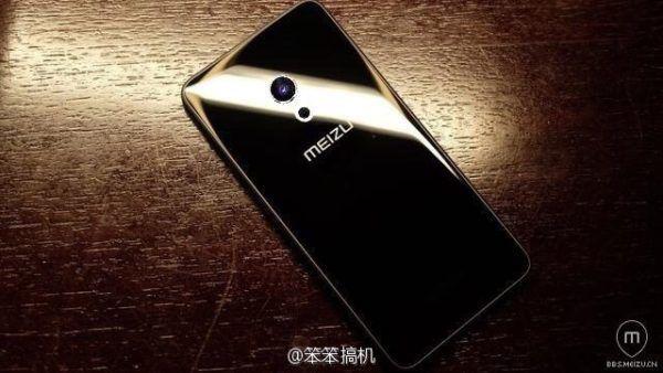 L'immagine trapelata in rete di questo misterioso smartphone Meizu