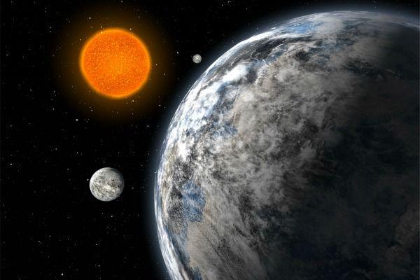 Tre stelle per un pianeta extrasolare