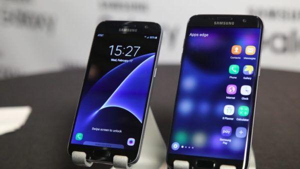 Samsung Galaxy S7 ed S7 Edge, attuali top gamma dell'azienda coreana