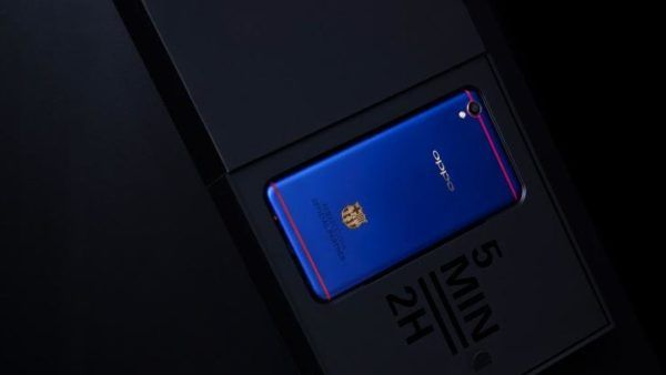 Oppo F1 Plus Barcelona Edition