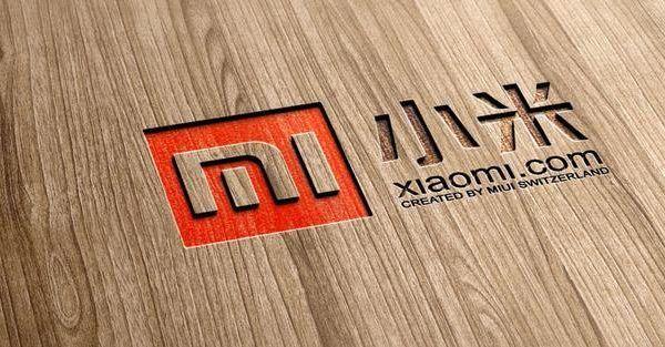 Il logo di Xiaomi, divenuto un vero marchio di fabbrica per l'azienda