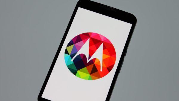 Lenovo Motorola Moto M logo