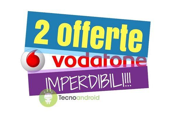 Vodafone 2 offerte super da attivare entro il 19 agosto for Magazzini telefonia discount recensioni