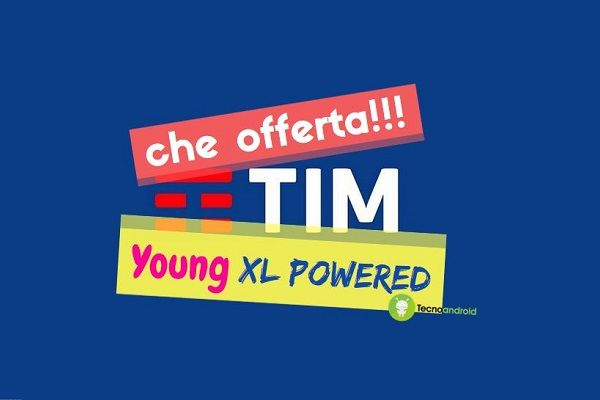 TIM Young XL Powered