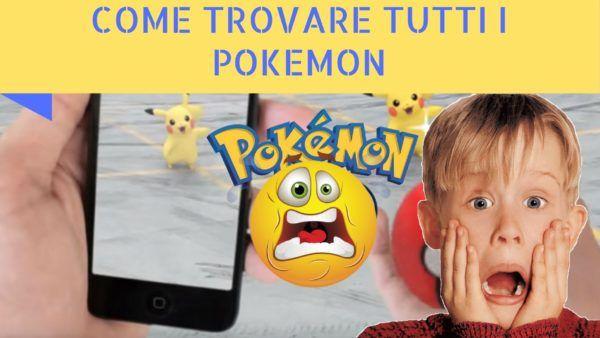 Come trovaretutti i PokémonconPokémesh (1)