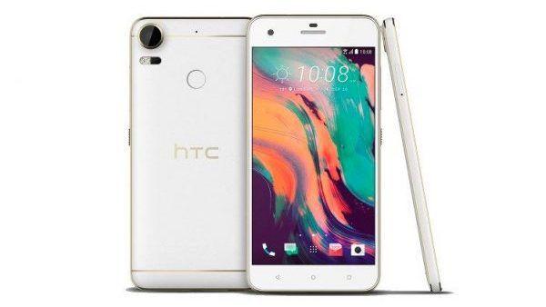 Un concept di HTC Desire 10 Lifestyle