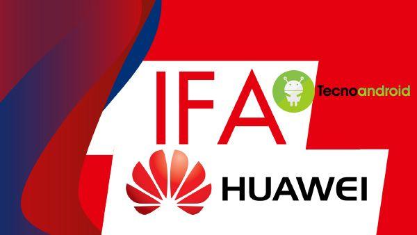 Huawei Nova, Nova Plus e MediaPad M3 presentati a IFA 2016