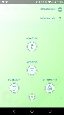 Come cambiare nickname in Pokémon GO