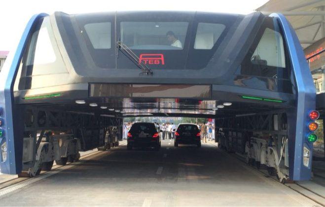 TEB Bus del futuro