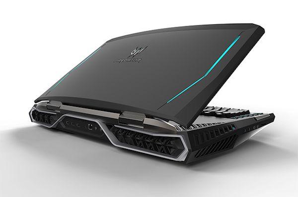 Acer Predator 21 X: il laptop da gaming con display curvo