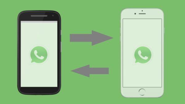 Scopriamo insieme come trasferire le conversazioni Whatsapp da Android ad iPhone