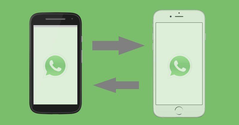 Come Portare Chat Whatsapp Da Iphone A Samsung