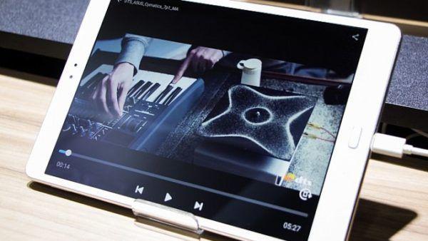 Asus ZenPad 3s nella colorazione Silver