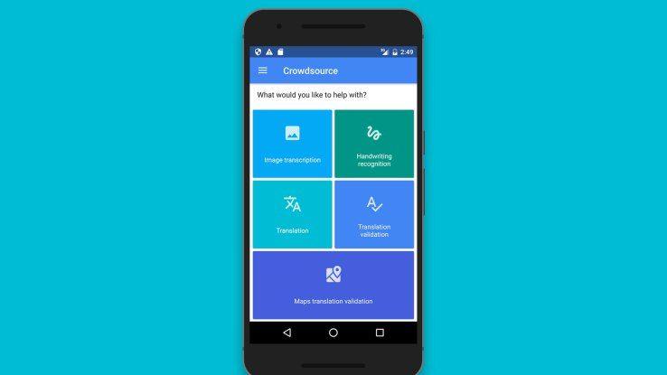 Google Crowdsource vi consente di migliorare Android gratis