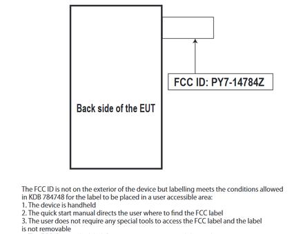 La certificazione FCC relativa al nuovo smartphone Sony