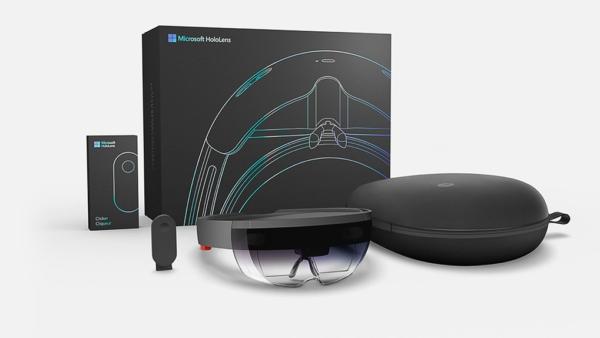 Microsoft Hololens disponibili per tutti