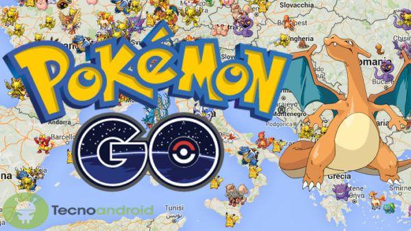 radar per Pokémon GO