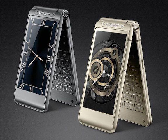 Samsung Veyron smartphone a conchiglia di fascia alta