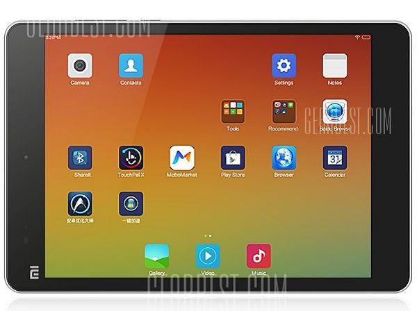 Xiaomi MiPad con 64GB di memoria interna in offerta a 107€