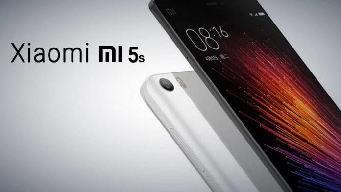 Xiaomi Mi 5s lettore impronte ad ultrasioni