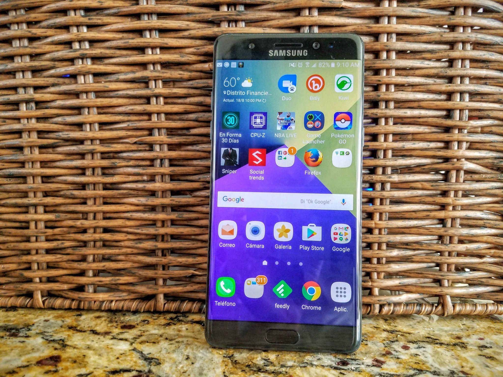 Samsung Galaxy Note 7, nuovo caso in Cina: esplode e danneggia un MacBook Pro
