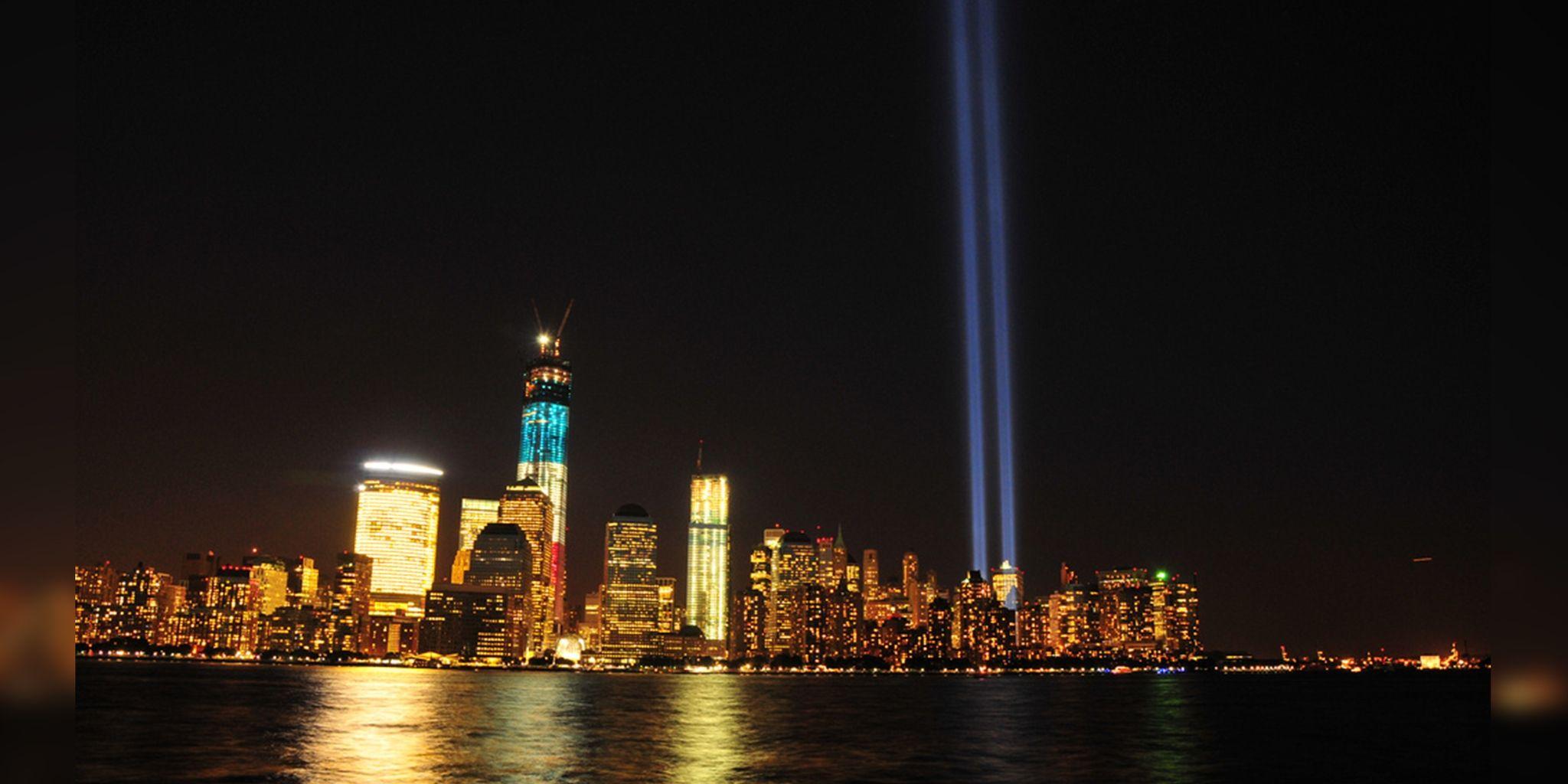 L'11 settembre visto dagli algoritmi di Facebook