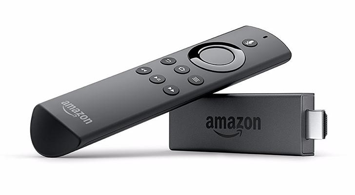 Amazon annuncia l'arrivo della versione 2016 di Fire TV Stick