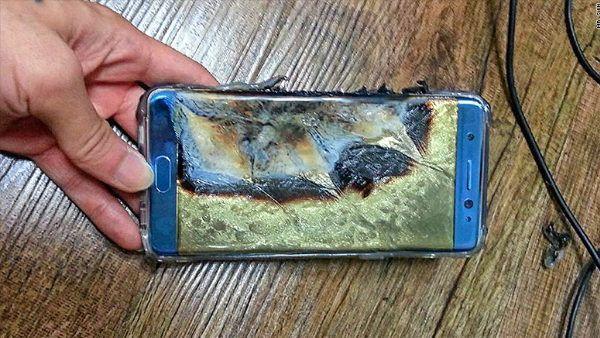 Caso Galaxy Note 7