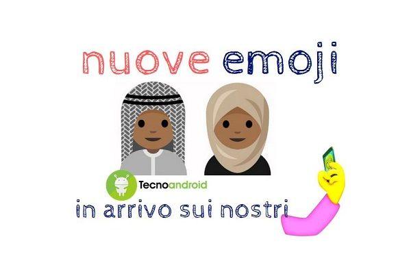 Emoji della donna islamica presto in arrivo sui nostri smartphone?